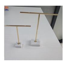 China Wholesaler Marble Metal Jewelry Display