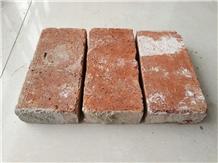 Old Red Used Bricks Reclaimed Brick