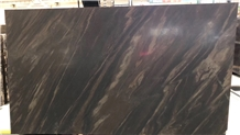 New Elegant Brown Granite Honed Leather Finish