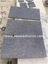 New Padang Dark Grey New G654 Floor Tiles Price
