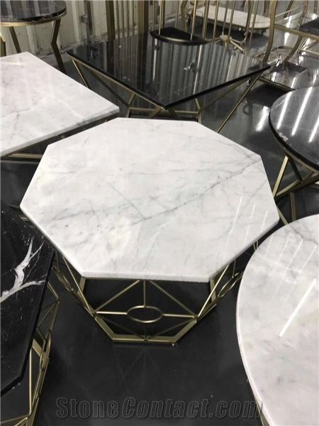 Hot Sale Marble Granite Top Dining Table Set From China Stonecontact Com