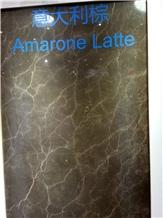 Amarone Latte Marble Slabs,Tiles