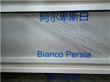 Bianco Persia Marble Slabs,Tiles