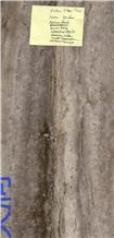 Kashan Silver Travertine Slabs, Tiles