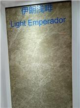 Light Emperador Marble Slabs,Tiles