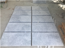 Fantasy Grey Granite Flamed Tiles