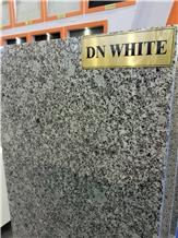 Dn White Granite Slabs, Tiles