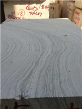 Black Forest Marble Block Silver Wave Wood Stone