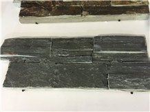 Cultured Stone Cs-9 Black Natural Polished Honed