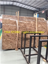 Light Emperador Marble Slabs Wall Floor Covering