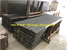 Old Quarry Emerald Pearl Granite Slabs