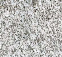 Solar White China Granite Tiles Slab Construction