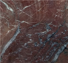 Iron Red Marble
