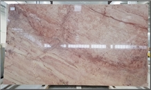 Rosa Fantastic Marble Slabs, Pink Marble Pattern