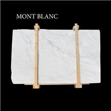 Mugla White Marble Slabs, Ibiza White, Mont Blanc Marble