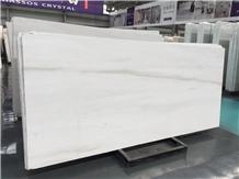 Ariston Venus White Marble Slab in China Market