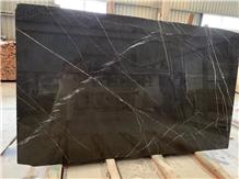 Bulgaria Grey Marble Persian Ash Petra Stone Slab