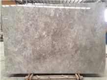 Castle Grey Marble Tundra Light Slab Wall Tile