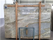 India Yashi Gold Ivory Brown Granite Slab in China