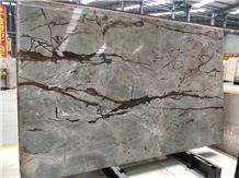 Roman Impression Quartzite Slab