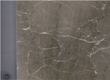 Sania Dark Grey Marble Slabs, Tiles