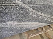 Grey Granite Stone,China Juparana Slabs Tile