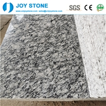 China Seawave White Granite Polished Stair Tread