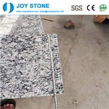 Zijiang White China Spray White Granite Stair Case