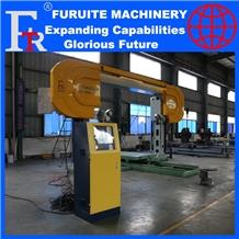 Automatic Wire Cutting Machine Stone Equipment Cut