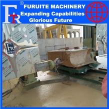 Automatic Wire Saw Cnc Stone Block Machinery Sell
