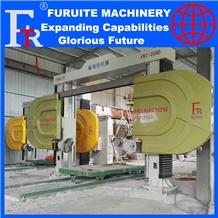Cnc Diamond Wire Cutting Machine Stone Factory Use