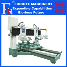 Frt-1500 Edge Cutting Machine Column Slab Tilt Cut