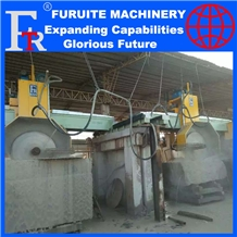 Full Automatic Stone Block Cutting Machine Busines