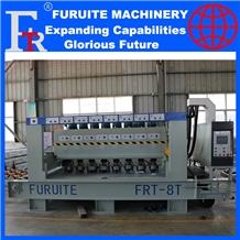 Machine Polishing Equipment Litchi Surface Machine