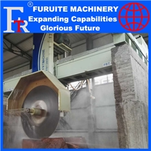 Multi Disc Cross Cutter on Stone Cutting Machinery