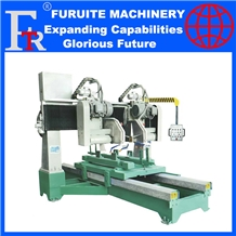 Straight Cut Column Slab 1500 Edge Cutting Machine