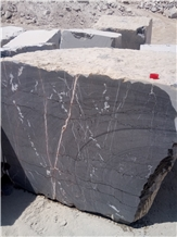 A Quality Pietra Grey Marble Quarry Rough Blocks