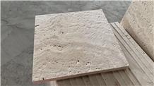 Iran White Travertine Tiles,Bianco Travertino Slab