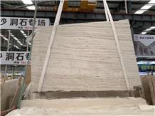 Persian Super White Travertine Slab,Floor Tiles