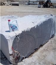 Pietra Grey Marble Blocks Grigio Marquina Iran Quarry
