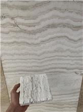 Turkish Super White Travertine Tile,Bianco Travertino Slab