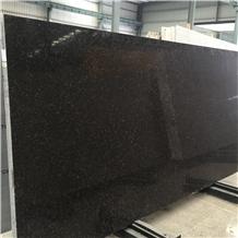 Crystal Quartz Slabs Flooring Application