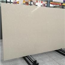 Engineered White Quartz Stone Kitchen Tiles