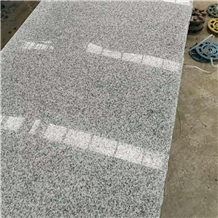 Polished Hubei Bianco Sardo New G602 Granite