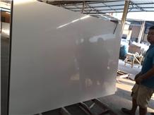 Quartz Countertop Custom White