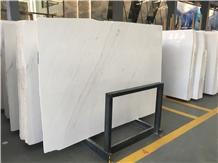 Bianco Ariston Myanmar White Shangrila Marble Slab