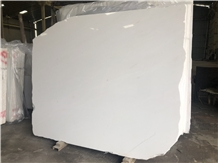 Quarry Owner Crystal Burma Snow White Marble Slab