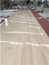 Italy Travertino Romano Classico Fosse Floor Tiles