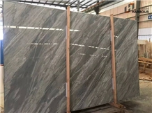 Castle Grey Marble Lslab, New Castle Gray
