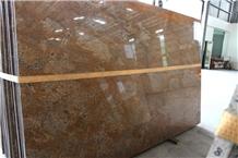 Africa Gold Granite for Flooring Installation Tile